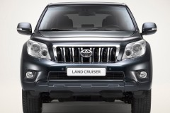 Toyota Land Cruiser Prado 2014 года