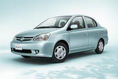 Toyota Platz 2003 года