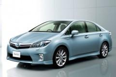 Toyota Sai 2009 года