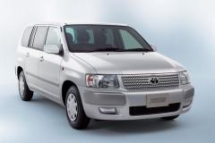 Toyota Succeed 2002 года