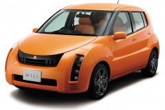 Toyota Will Cypha 2005 года