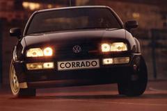 Volkswagen Corrado 1991 года