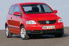 Volkswagen Fox 2009 года