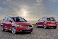 Volkswagen Golf Plus 2014 года