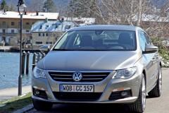 Volkswagen Passat CC 2011 года
