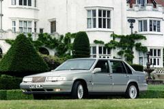 Volvo 960 1990 года
