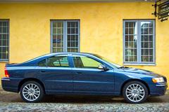 Volvo S60 2008 года