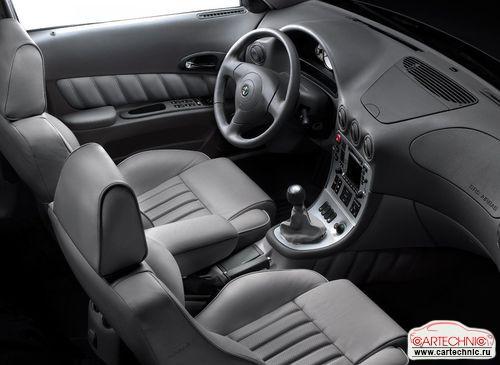 Alfa Romeo 166 1998 2007