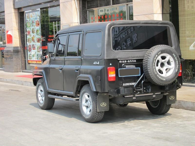 Автомобиль beijing bj 2020 1989-2019 года. Технические