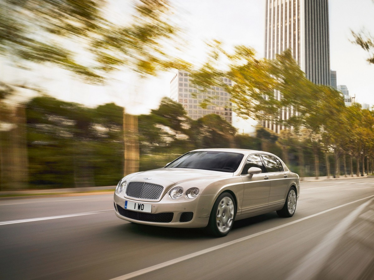 bentley flying spur 2012 характеристики