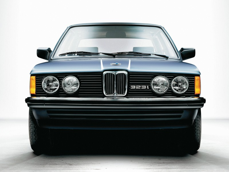 bmw 3 серии 1982 характеристика