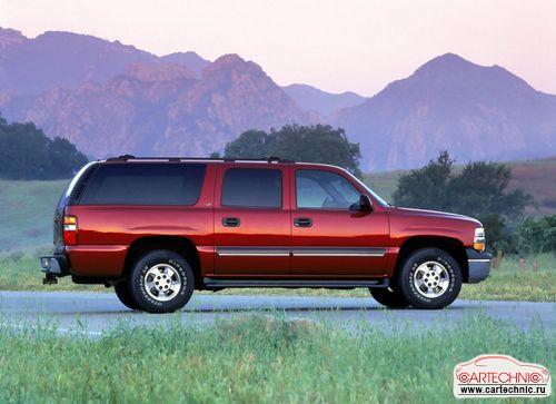 отзывы об автомобилях chevrolet suburban 1994