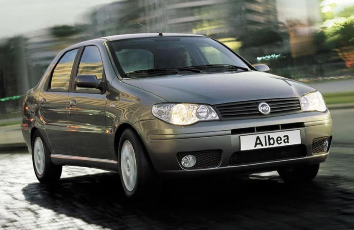 характеристики автомашины fiat albea