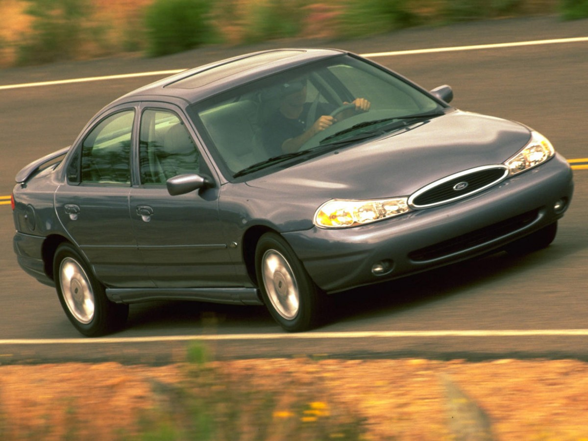 форум ford contour