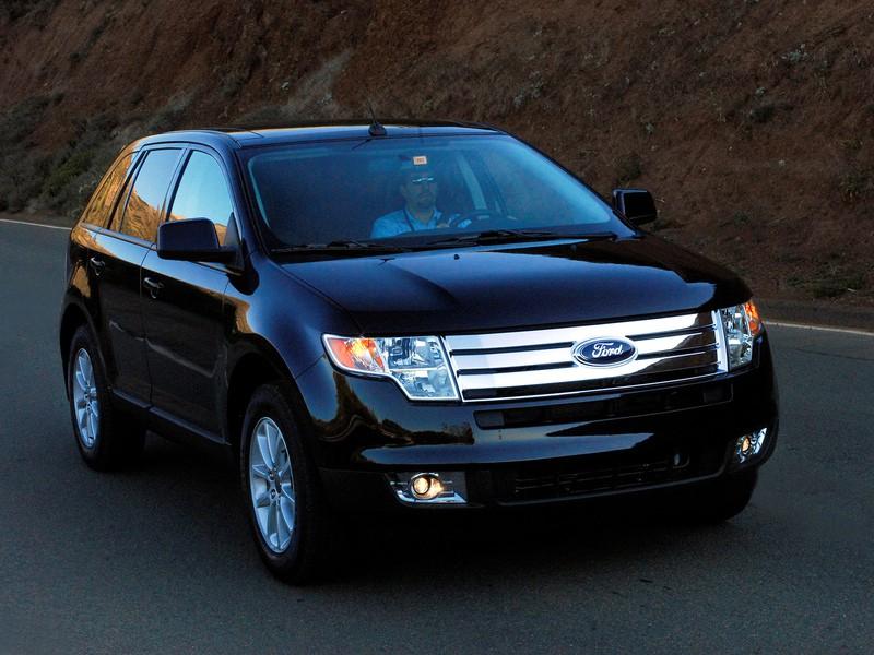 автомобиль ford edge 2006 года выпуска