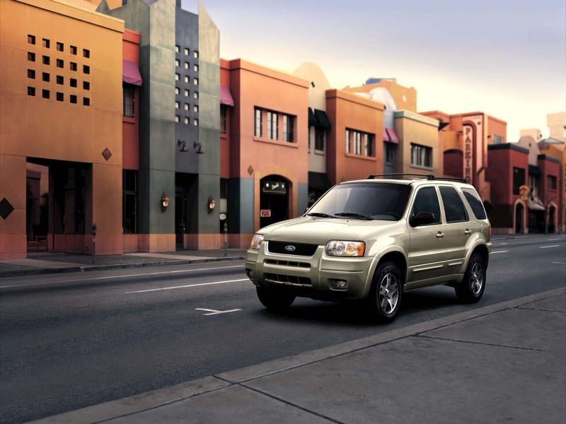 ford escape 2000 обзор
