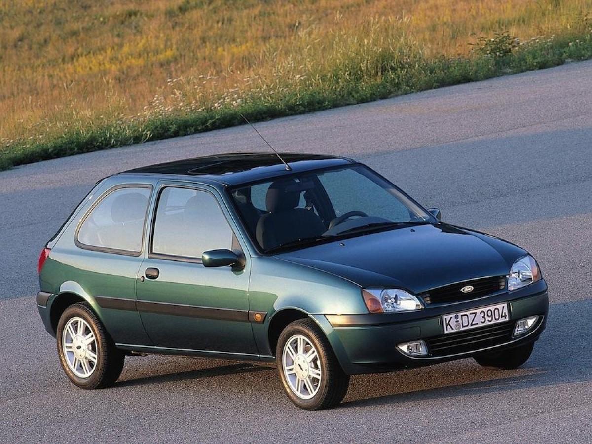 Ford Fiesta 2002 - цена, характеристики и фото, описание ...