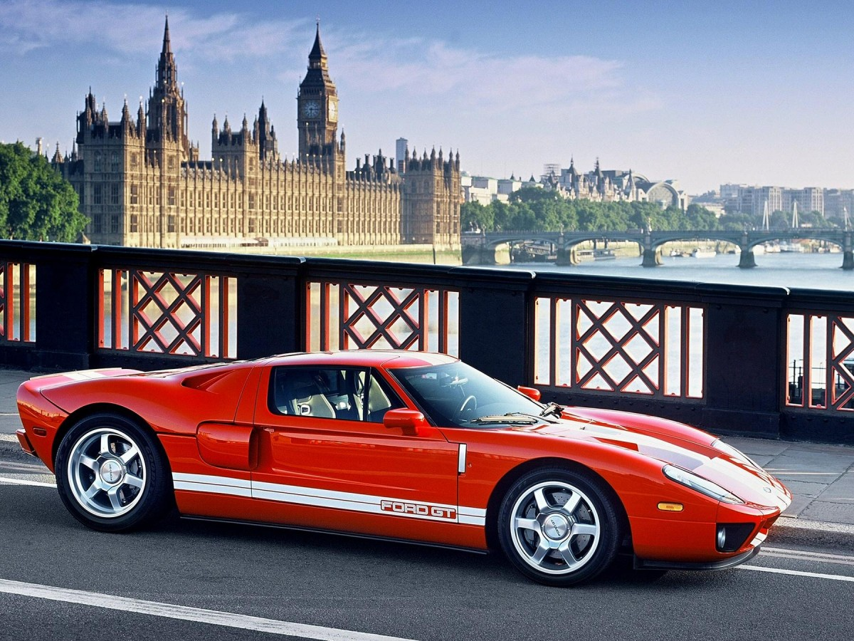 ford gt 2006 год