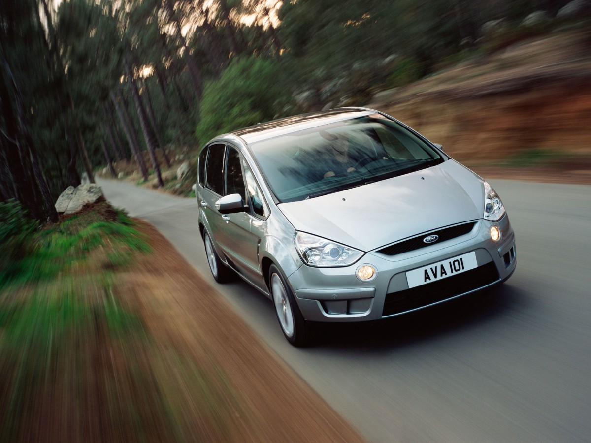 ford s-max форуме