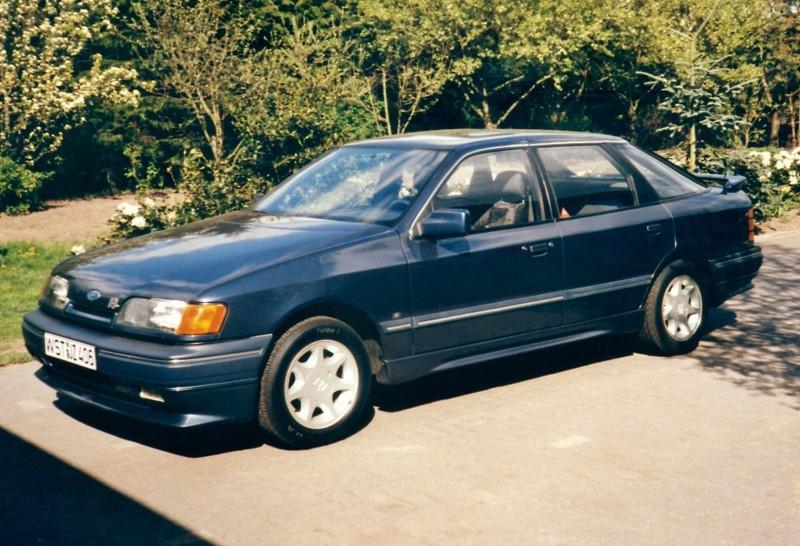 Ford - Scorpio - Технические характеристики, расход топлива