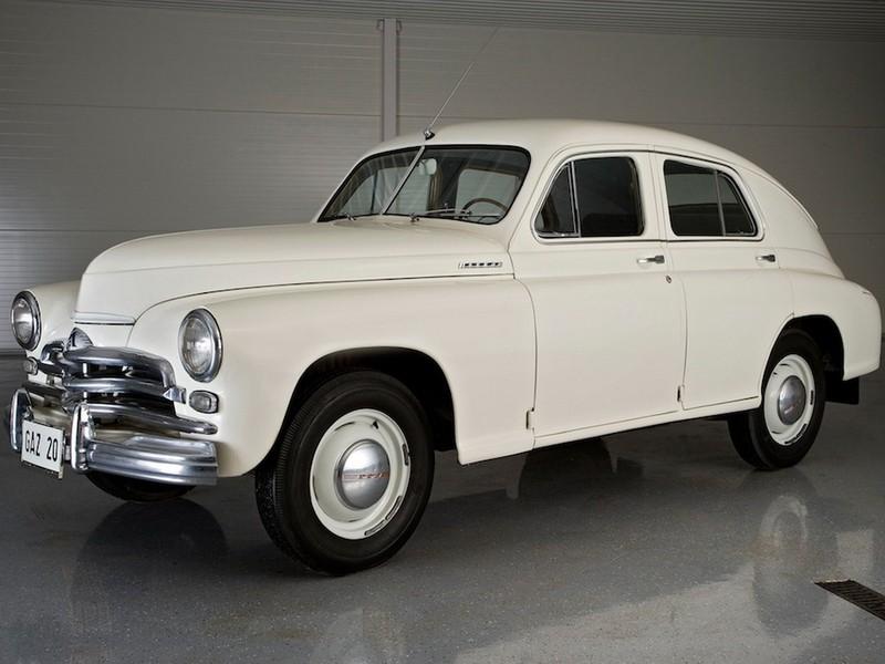 машина победа фото 1946 года