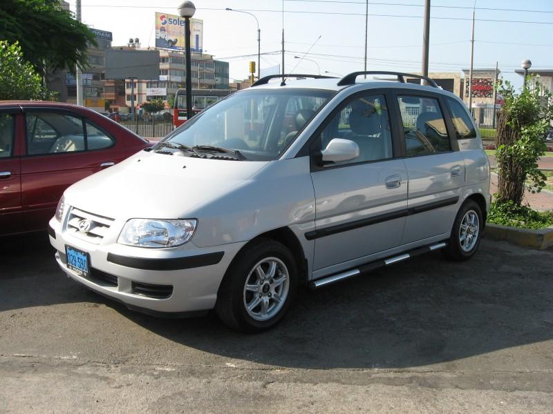 Hyundai Matrix: цена, технические характеристики, фото ...