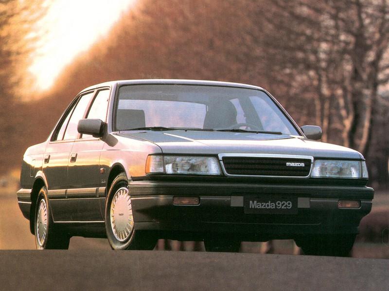 mazda 929, 1992 г.