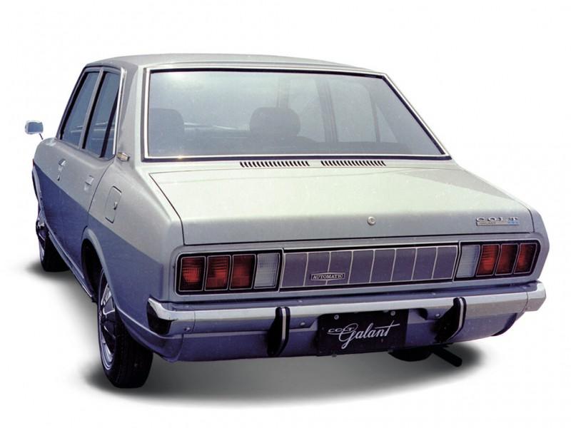 Mitsubishi galant на запчасти
