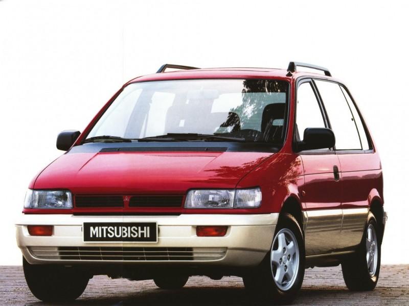 Автомобиль Mitsubishi Space Runner 1991 2002 года