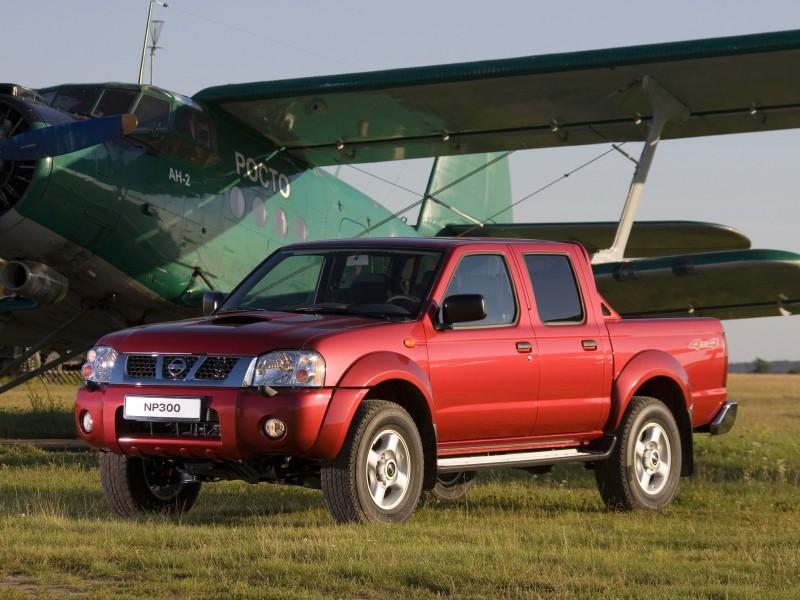 каталог автомобилей технические характеристики nissan nh300