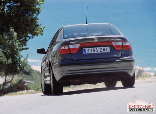 Seat - Toledo - Технически характеристики, Разход на гориво