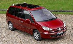 Peugeot 807 - комфортно и удобно