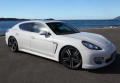Porsche Panamera – роскошь и солидность