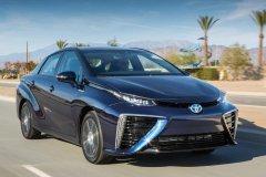 Toyota Mirai – автомобиль будущего