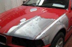 Окрасить автомобиль можно самому