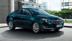 Opel Insignia – привлекательно и солидно