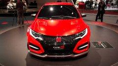Новинка от компании Honda – модель Civic Type R 2015