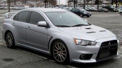 Mitsubishi Lancer Evolution Х