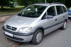 Opel Zafira - машина для всех