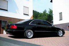 Audi А8 в кузове D2