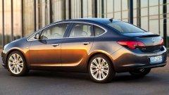 Обзор нового Opel Astra
