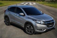 Обновленная Honda HR-V