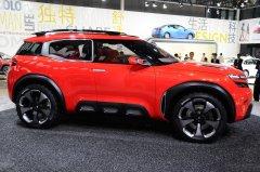 Новый концепт-кар Citroen Aircross