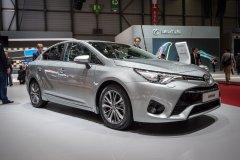 Новая жизнь для Toyota Avensis?