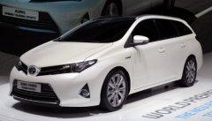 Моторы новой Toyota Auris