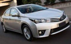 Toyota Corolla – красота и изысканность