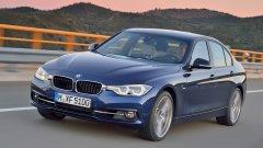 Рестайлинг BMW 3 серии
