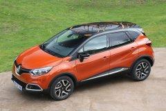 Renault Captur – бюджетный и привлекательный кроссовер