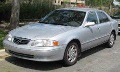Mazda 626 – надежность во всем