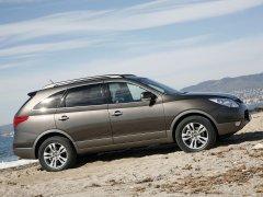 Внедорожник Hyundai ix55 – эталон комфорта и безопасности